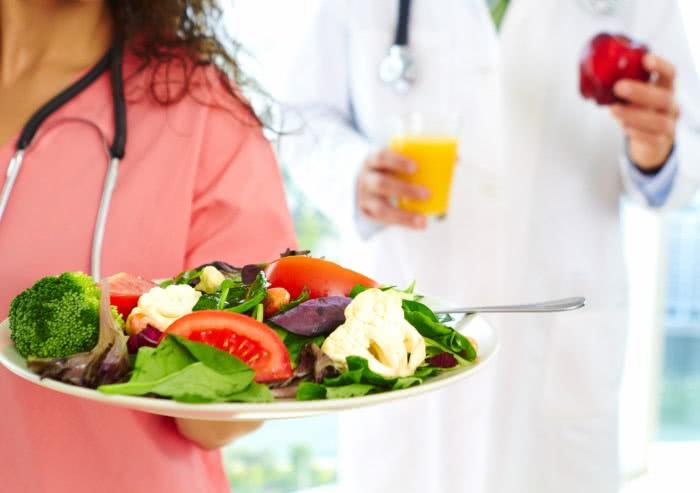 Правильное питание при АБП