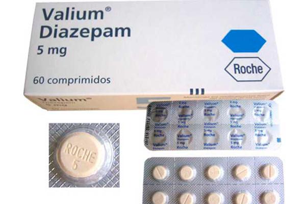 Препарат Диазепам помогает при абстинентном синдроме