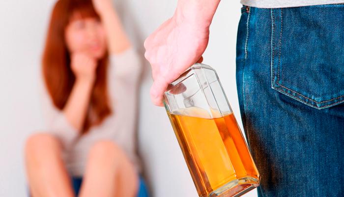 Агрессивное поведение людей зависимых от спиртного