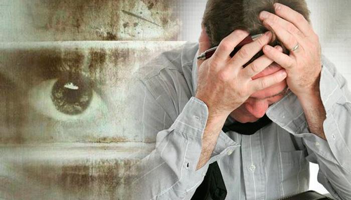 Состояние психоза в следствии длительного употребления Риталина