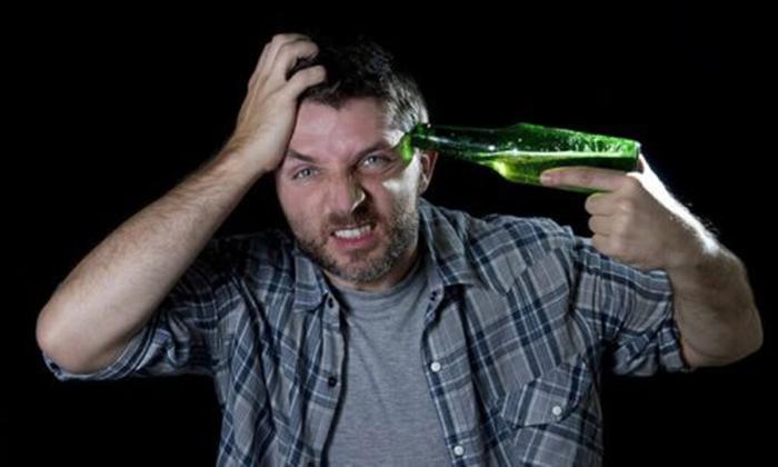 Токсическое влияние алкоголя на мозг приводит к головокружению