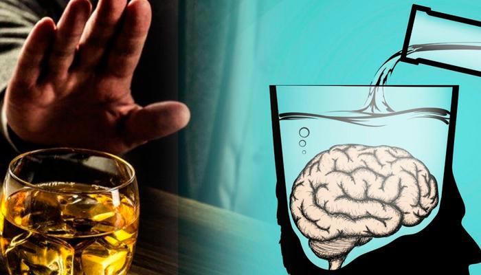 Разрушительное воздействие алкоголя на мозг