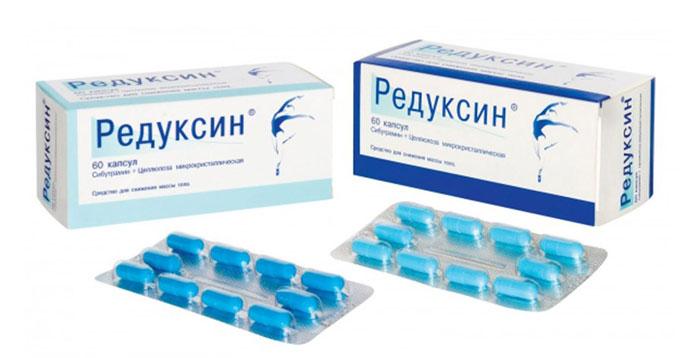Редуксин является препаратом для снижения массы тела