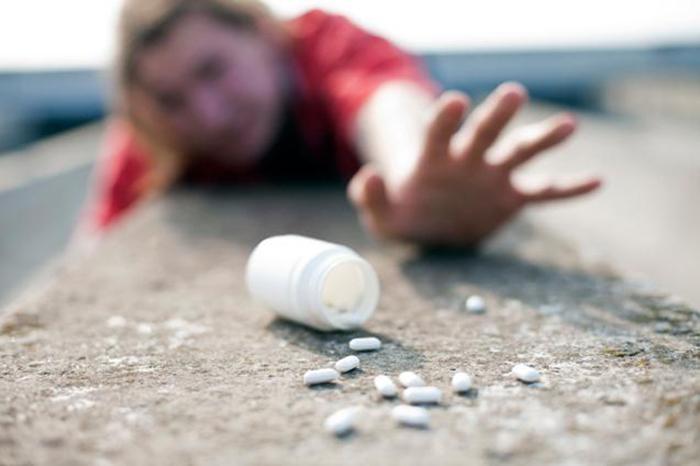 Зависимость от обезболевающих препаратов