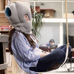 Подушка страус