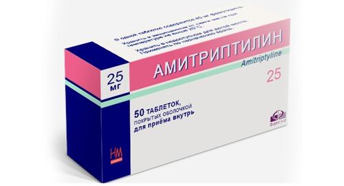 Амитриптилин при бессоннице
