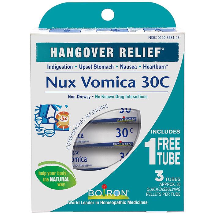 Гомеопатический препарат Nux Vomica
