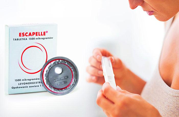 Эскапел применяется для предотвращения нежелательной беременности