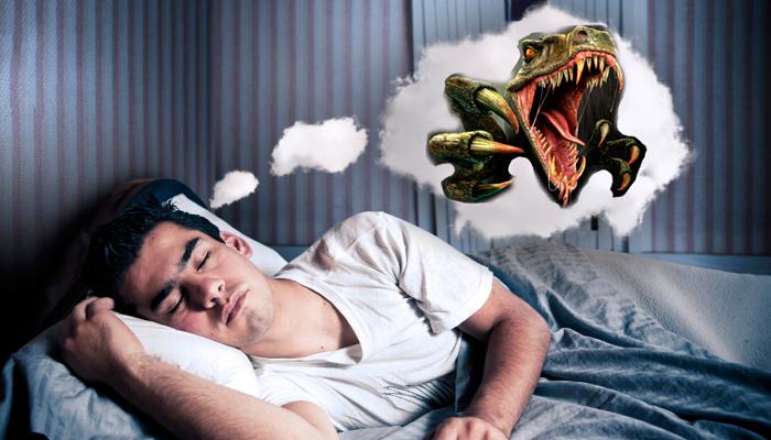 Ночной кошмар, в следствии смешивания Мелаксена с алкоголем