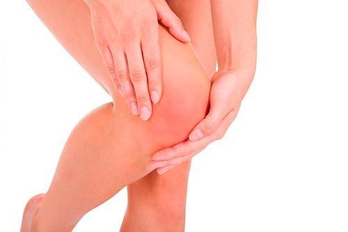 Боль в колене при артрозе