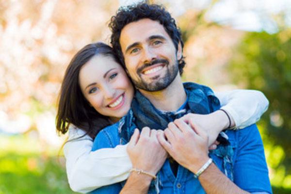 Счастливая пара