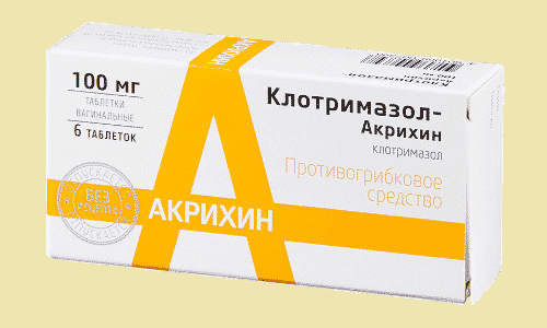 Для лечения кандидоза при ВИЧ-инфекции используют препарат Клотримазол
