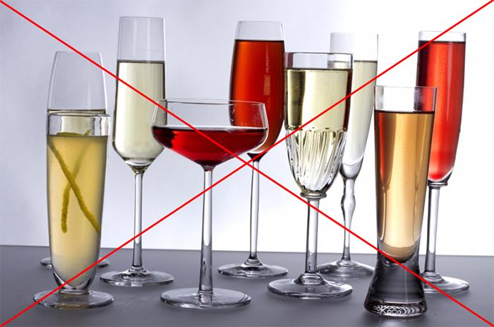 Алкоголь снижает эффективность лечения Флуконазолом