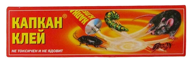 клей от тараканов капкан