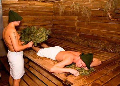 Полезна ли баня при остеохондрозе?