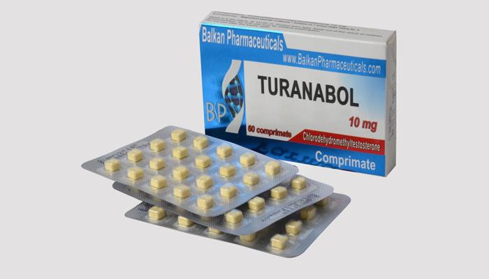 Форма выпуска препарата Туринабол
