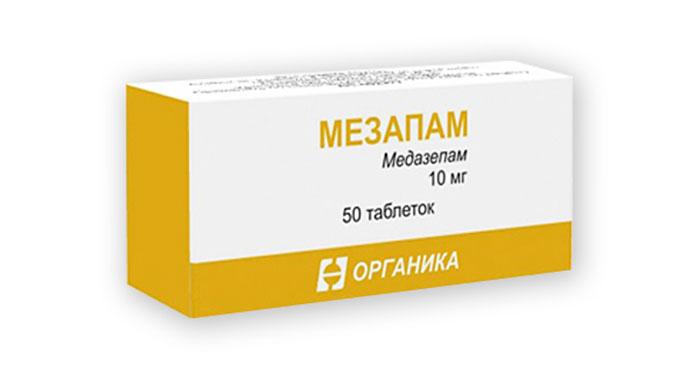 Мезапам является успокоительным препаратом группы транквилизаторов и имеет широкое применение