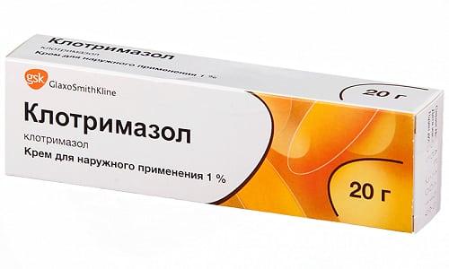 Если у мужчины диагностирована молочница, лучшим вариантом будет применение крема Клотримазол