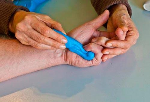 Физиотерапия рук