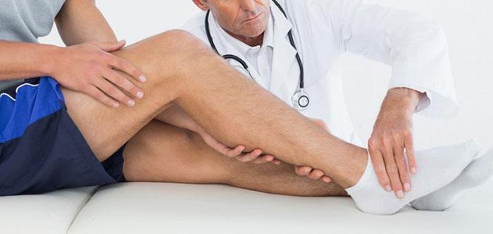 Диагностика полиневропатии нижних конечностей