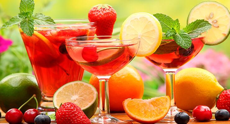 Напитки с добавлением желатина
