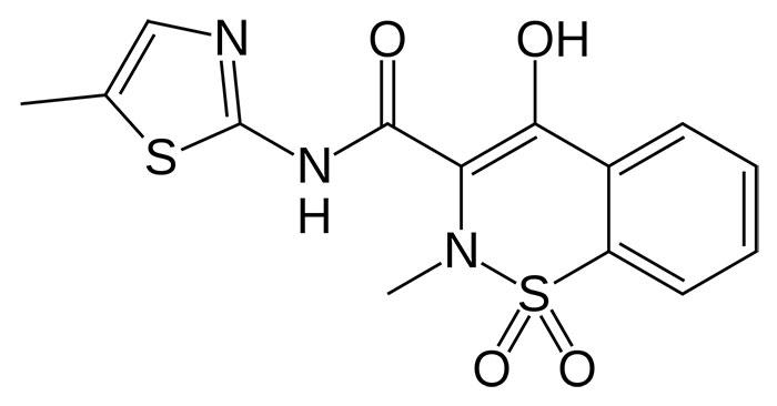 Мелоксикам - действующее вещество препарата Мовалис