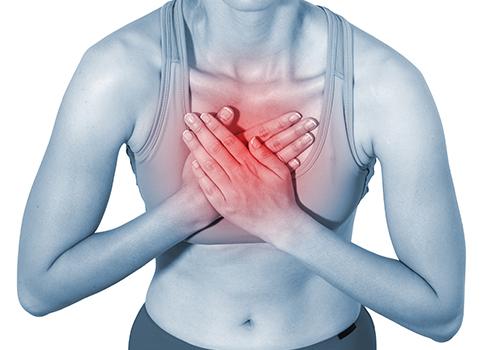Почему болит грудина при остеохондрозе