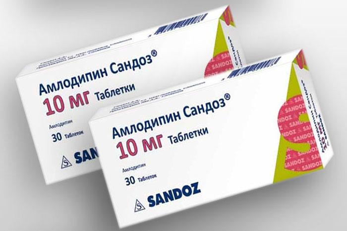 Фармакологическое действие амлодипина направлено на снижение артериального давления