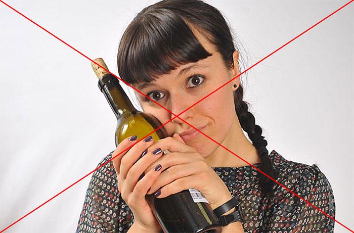 Специалисты рекомендуют отказаться от алкоголя на время проведения процедуры препаратом Ксеомин