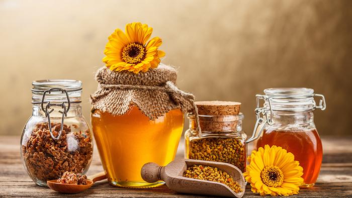 Антиоксиданты в составе мёда помогают справиться с токсинами после употребления алкоголя