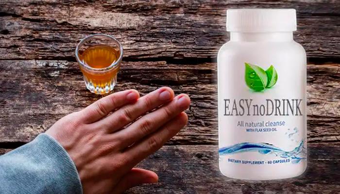 Снижение тяги к алкоголю препаратом EasynoDrink