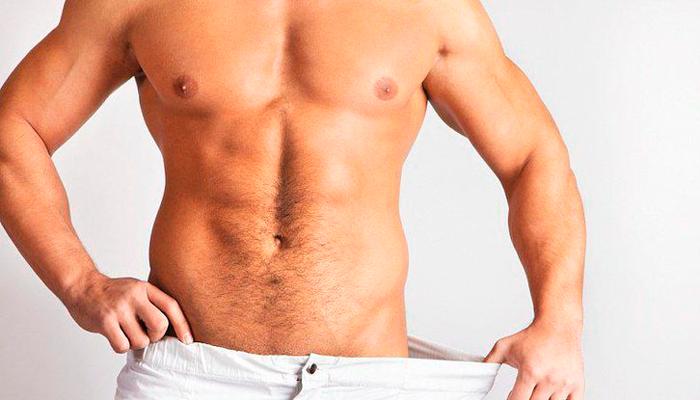 Снижение веса при микронодулярном циррозе печени