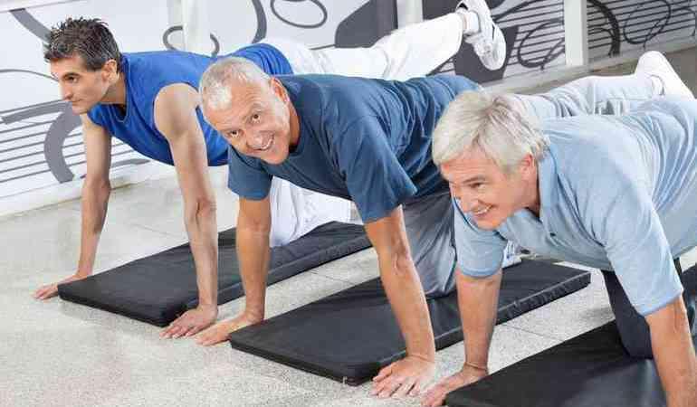 Самые актуальные упражнения при простатите