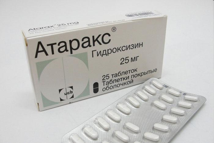 Атаракс является транквилизатором, обладающим противотревожным и успокаивающим свойствами
