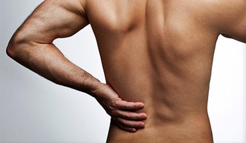 Боль с левой стороны спины