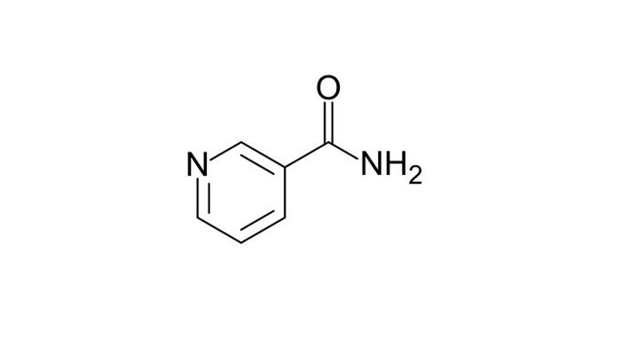Химическая формула &quot,Ниацина&quot, синтезирующего в организме человека из никотина