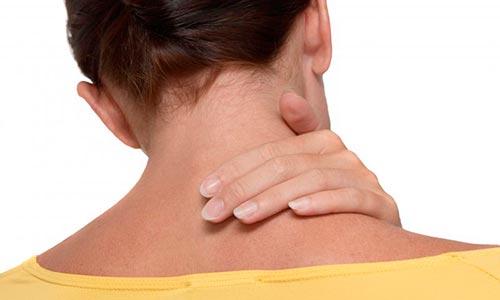 Причины жжения в шее и способы лечения