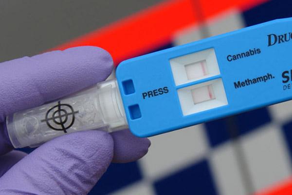 Экспресс тест на наркотики