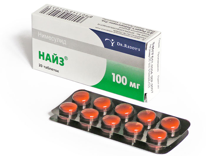 Найз является нестероидным противовоспалительным препаратом и имеет широкое применение