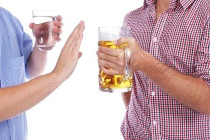 Нимесил с алкоголем категорически не совместим
