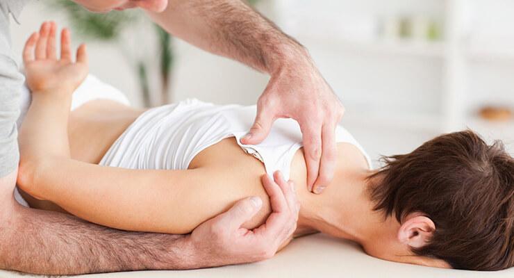 Как делать лечебный массаж спины – правила и подготовка