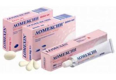 Виды препарата Ломексин