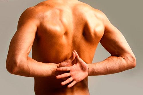 Почему после массажа в спине проявляется боль на следующий день?