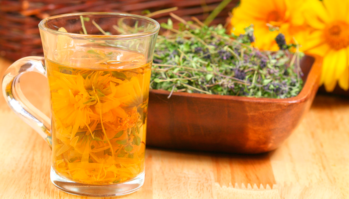 Отвары лечебных трав для устранения алкогольной ломки