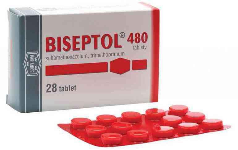 Простатит антибиотик бисептол та простатит это обида за себя