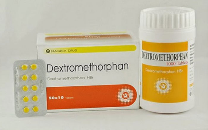Декстрометорфан в таблетках