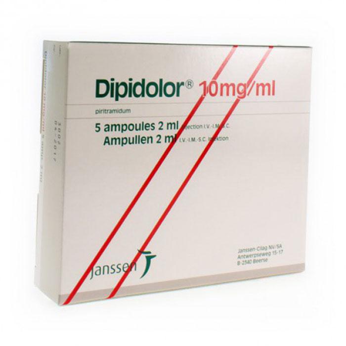 Допидолор - торговое название пиритрамида