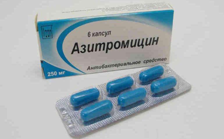 Как использовать Азитромицин при лечении простатита?