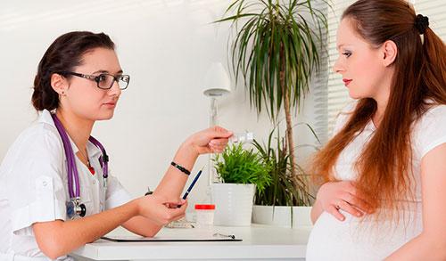 Своевременное обращение к врачу-генекологу