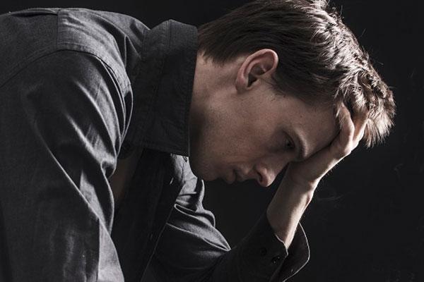 Депрессивное состояние в следствии постоянного приема мескалина
